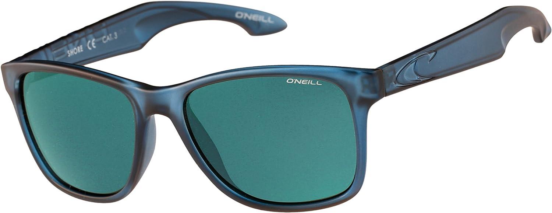 Oneill ONS Shore Polarised Sunglasses - Matt Ocean/Blue Revo ...