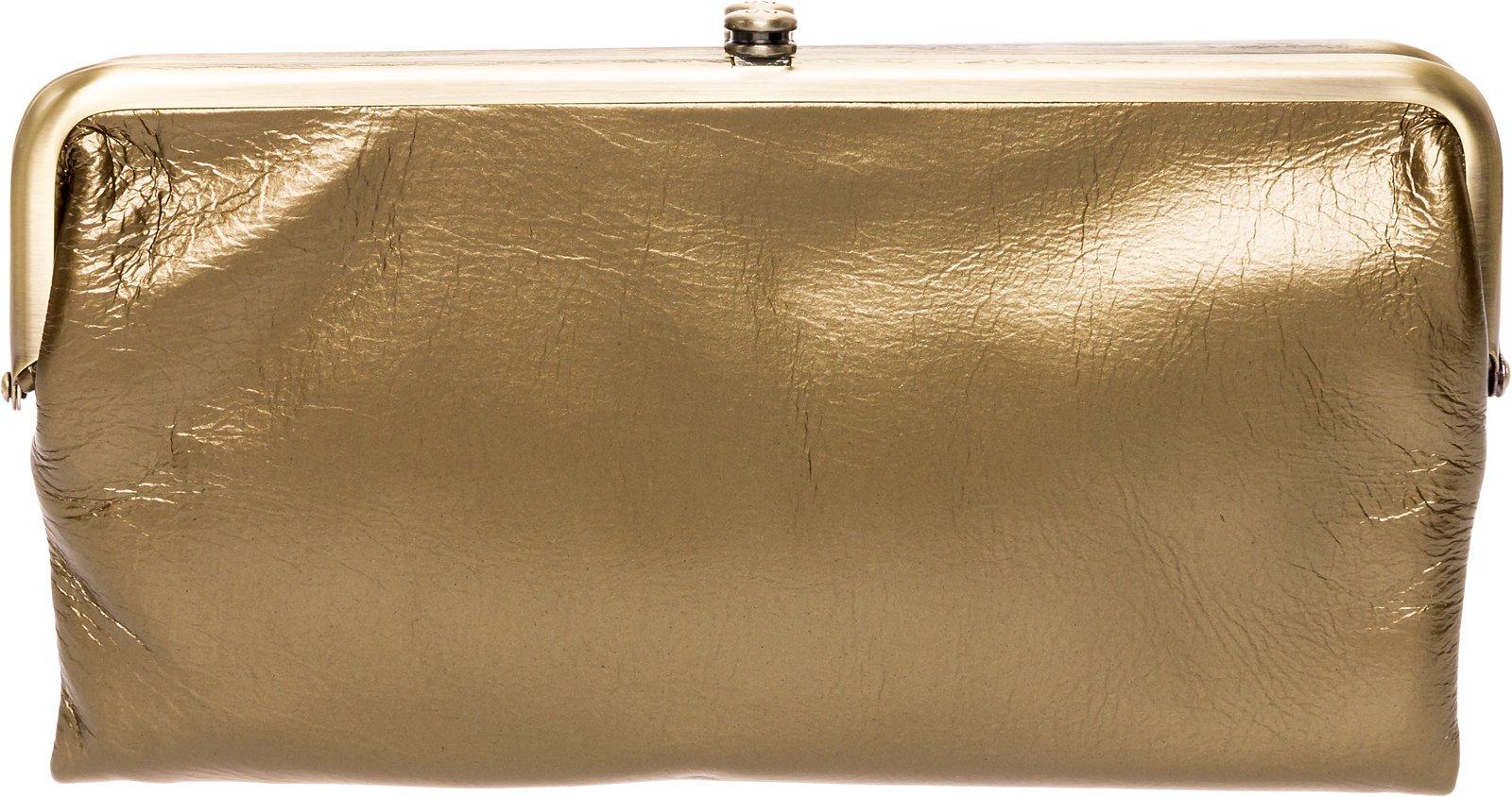 HOBO Womens Lauren Vintage Wallet Clutch Purse (Canteen) by HOBO