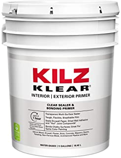 Amazon com: KILZ Premium High-Hide Stain Blocking Interior