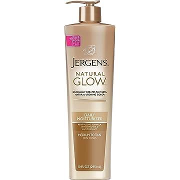 Jergens Natural Glow Moisturizer