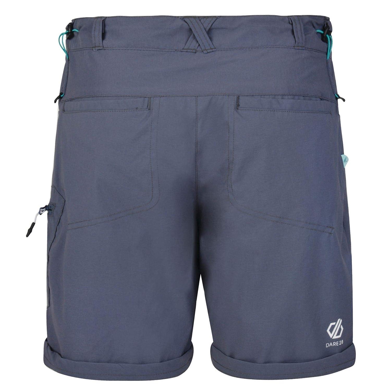 Dare 2B Melodic II Water Repellent Multi Pocket Hiking Pantaloncini Donna