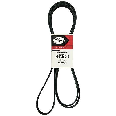 Gates K081264HD Serpentine Belt/Fan Belt: Automotive