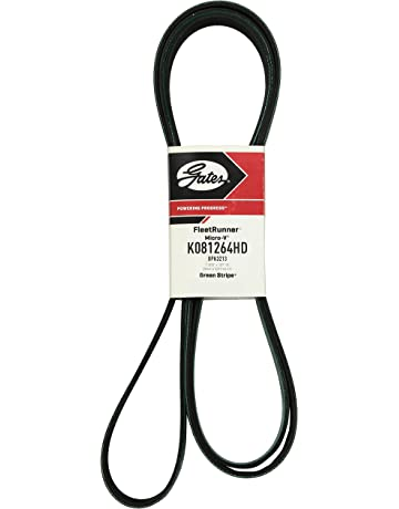Gates K081264HD Serpentine Belt Fan Belt Automotive
