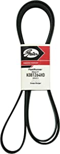 Gates K081264HD Serpentine Belt/Fan Belt