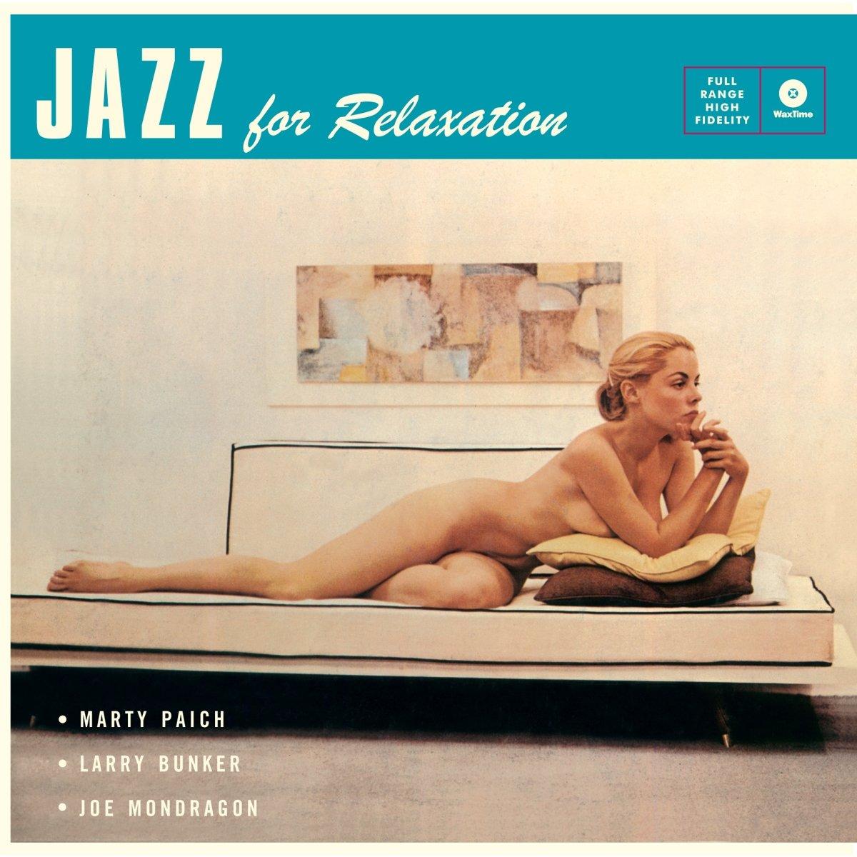 Marty Paich - Jazz For Relaxation + 4 Bonus Tracks