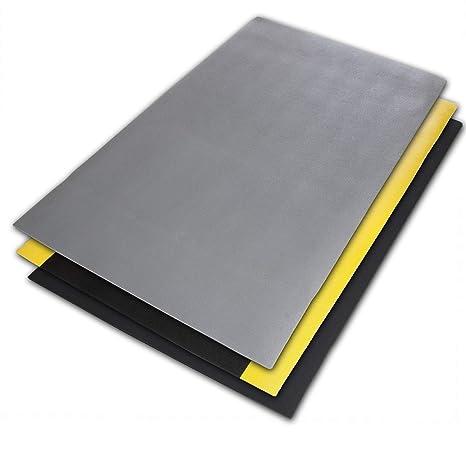 Anti-Erm/üdungsmatte Softer-Work-Mat Schwarz 60x200 cm Arbeitsplatzmatte