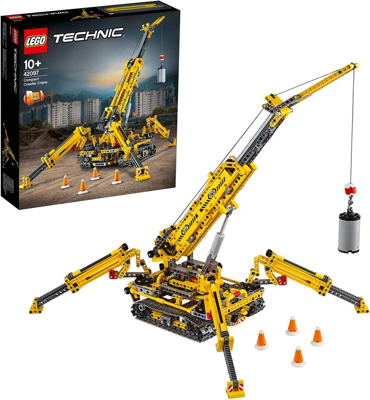 LEGO® Technic Spinnen-Kran, 42097