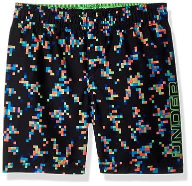 db29549e03 Amazon.com: Under Armour Boys' Volley Swim Trunk: Clothing