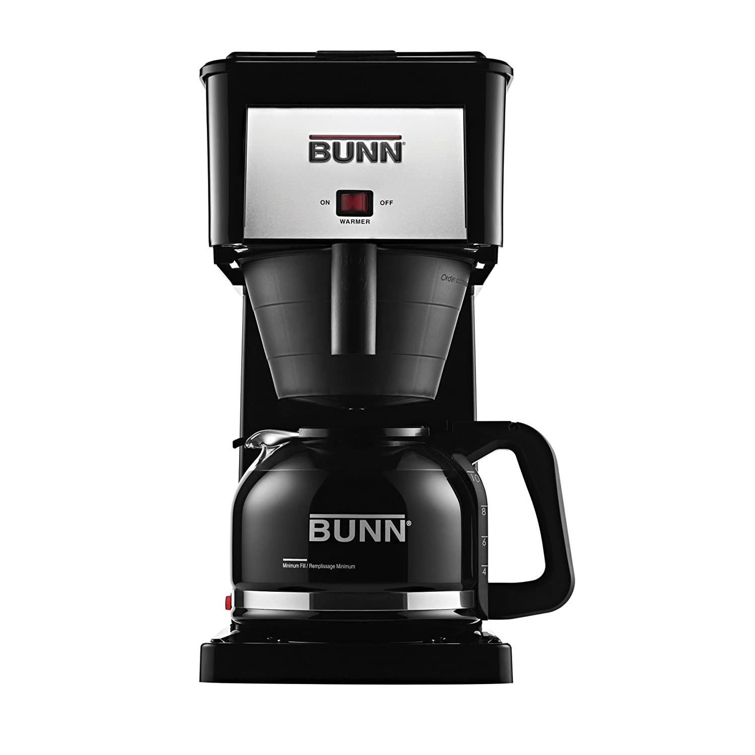 BUNN GRB Velocity Home Coffee Brewer Review