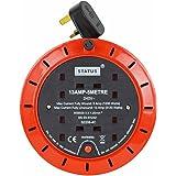Status - Bobine Prise de Courant Cassette x4 13A avec Protection Thermique S5M13ACR5