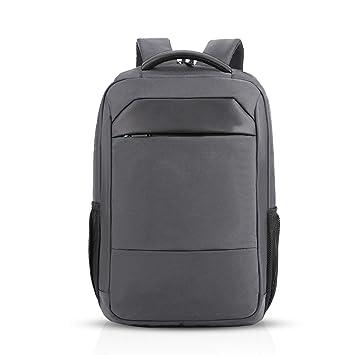 ZOUQILAI Mochila Minimalista de Negocios Mochila para Laptop DE 15.6 Pulgadas Mochila para Estudiantes Mochila de Viaje de Gran Capacidad para Trabajo ...