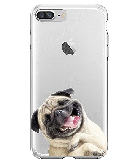 premium selection 7eb2c 12261 Shark® Cute Pug Dog Design case For Apple Iphone 6 PLUS(5.5-Inch)