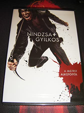 Amazon.com: Ninja Assassin (2009) / Nindzsagyilkos: Rain ...