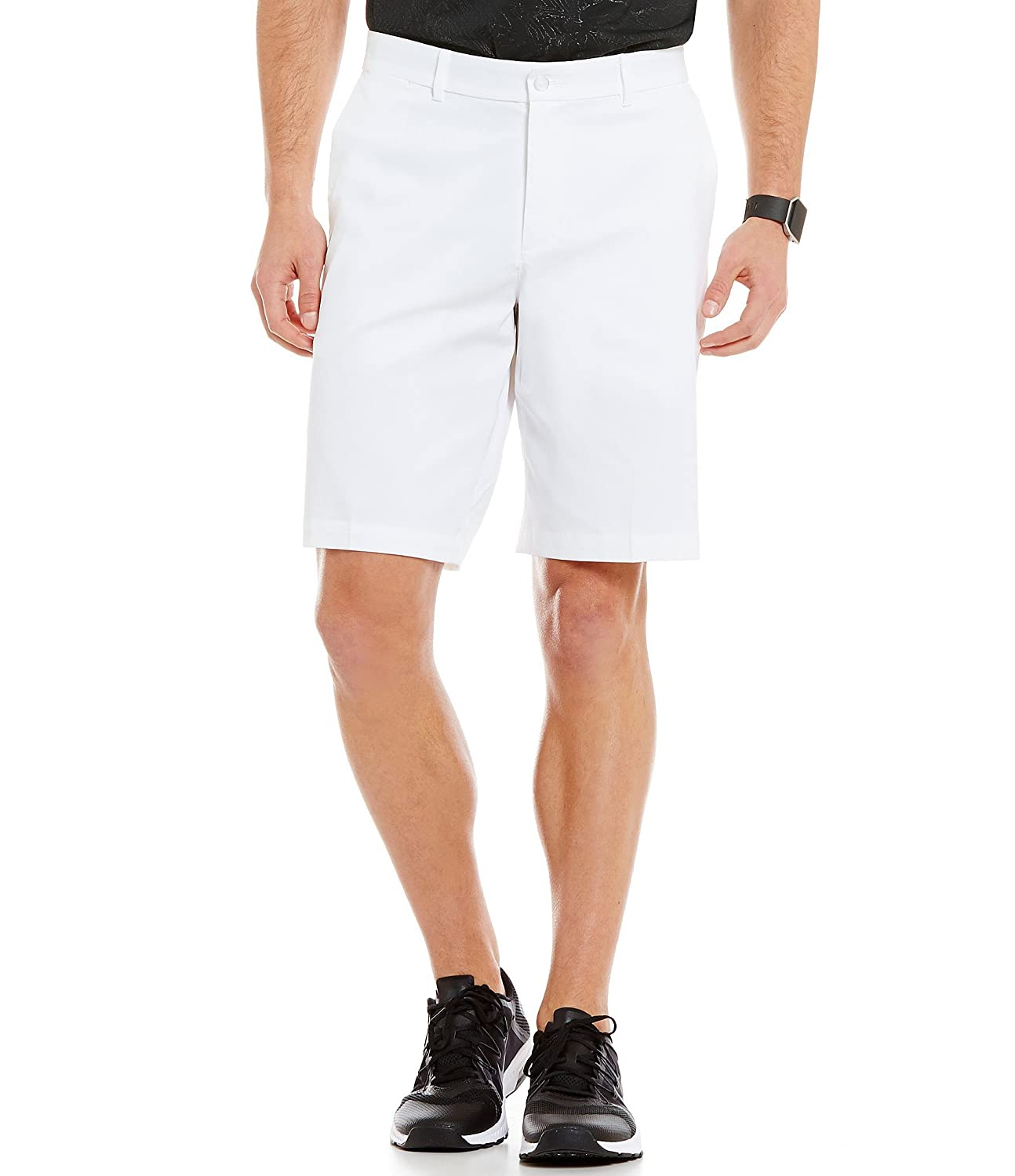 Saddlebred Men's Big & Tall Flat Front Shorts 52)