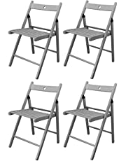 Folding Chairs Home Amp Kitchen Amazon Co Uk