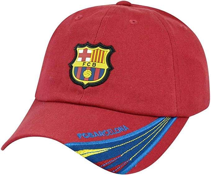 Barcelona Barca chewybuy La Liga fútbol sombrero Gorra sienres Clip hebilla España Espana: Amazon.es: Deportes y aire libre