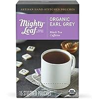 Mighty Leaf Tea Organic Earl Grey Tea, 15 Count
