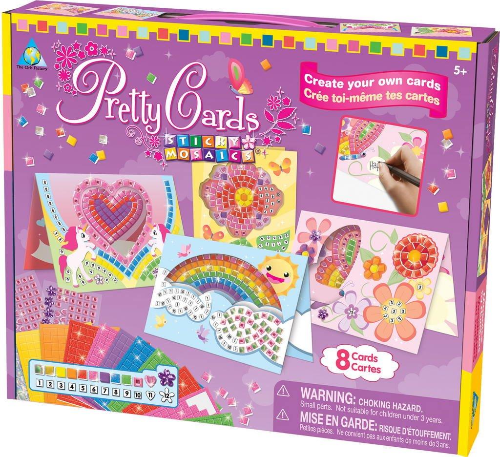 Sticky Mosaics Pretty Cards Sticky Mosaics Cards 62972