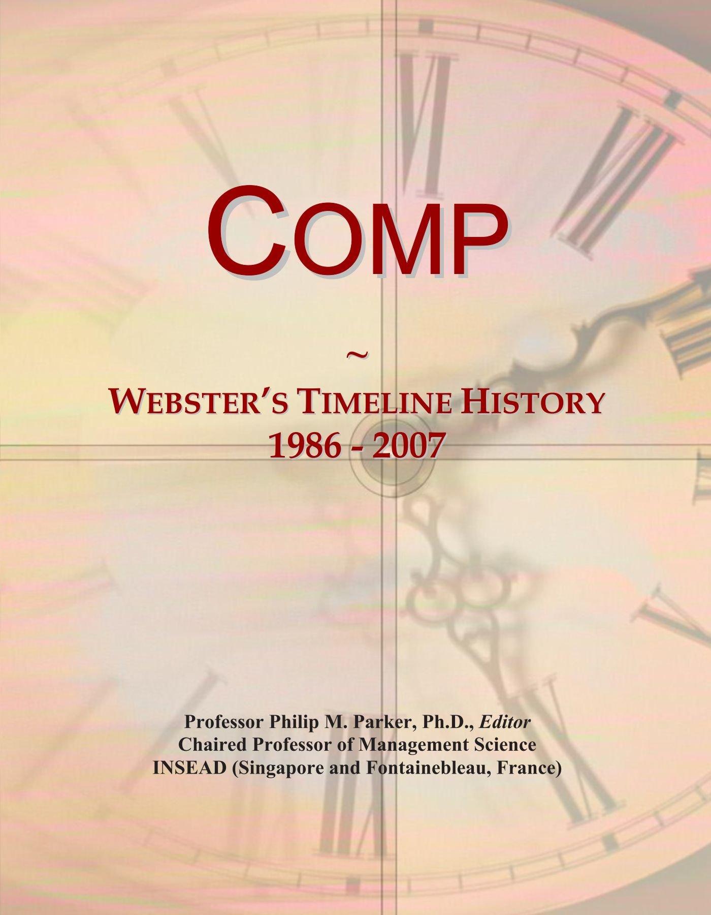 Comp: Webster's Timeline History, 1986 - 2007 ebook