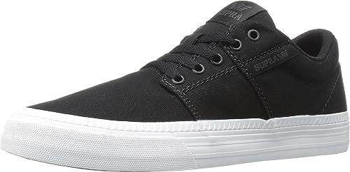 Zapatillas Supra: Stacks Vulc II BK 11 USA/45 EUR: Amazon.es: Zapatos y complementos