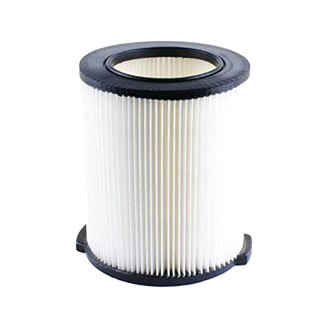 poweka vf4000 replacement filter for ridgid 72947 wet dry vac 5 to ...