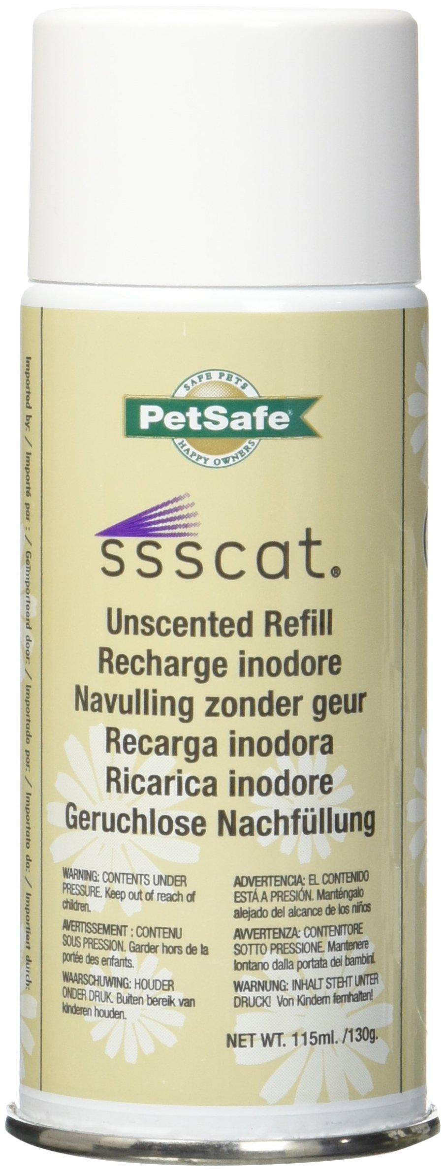Petsafe Ssscat Repellent Deterrent Refills. 3 Pack. by PetSafe