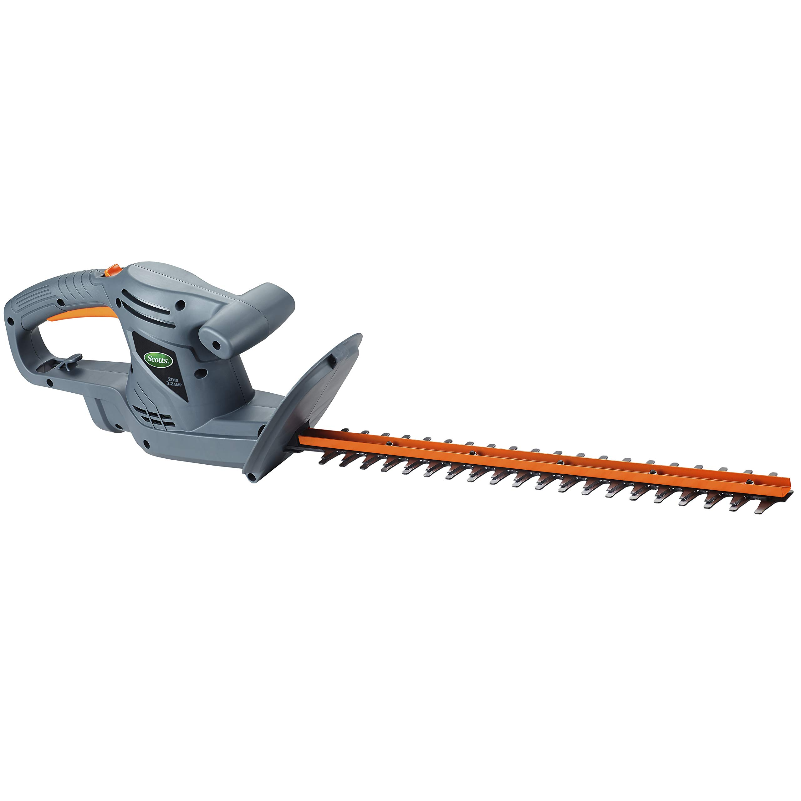 Scotts Outdoor Power Tools HT10020S 20-Inch 3.2-Amp Corded Electric Hedge Trimmer, Grey by Scotts Outdoor Power Tools