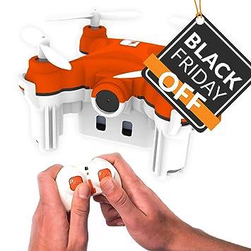 TRNDlabs SKEYE Nano 2 Camera - El Nano Drone Más Pequeño con Vídeo ...