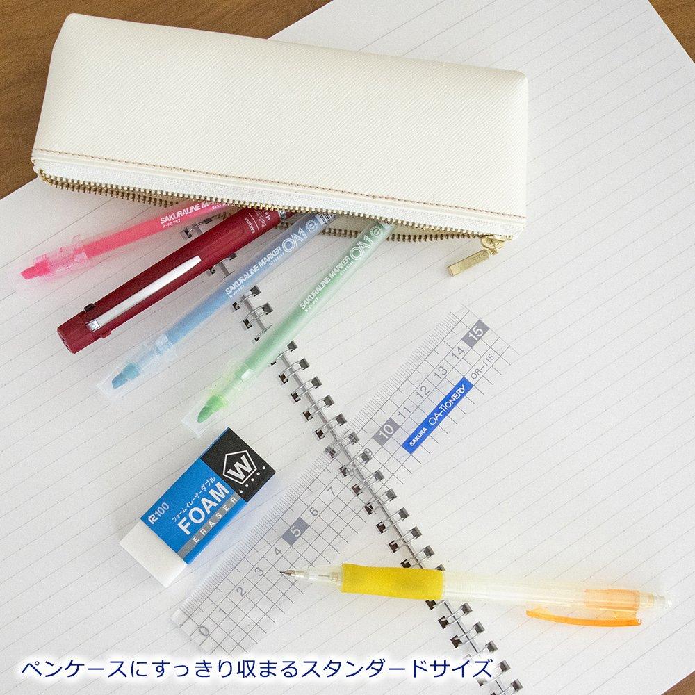 Sakura Color Foam Eraser W 5P RFW100-5P by Sakura Color (Image #5)