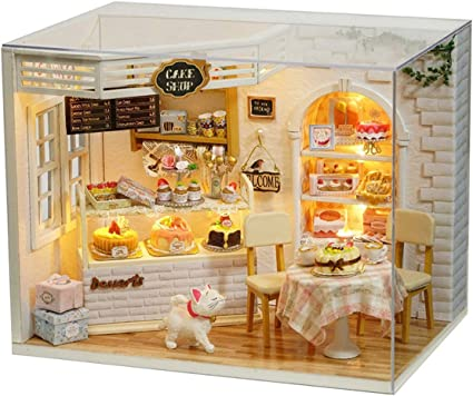 DOLLHOUSE MINIATURE  SIZE  Cupcake Papers Box