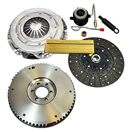 Amazon.com: EFT HD CLUTCH KIT+SLAVE+FLYWHEEL 89-90 JEEP CHEROKEE WRANGLER 4.0L 4.2L AISIN T/M: Automotive