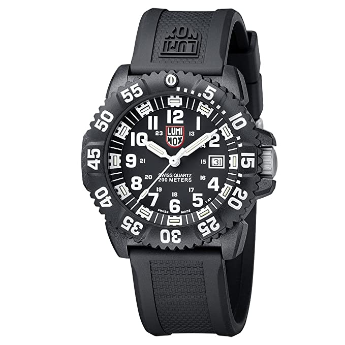 Luminox Men s 3051 EVO Navy SEAL Colormark Watch  Luminox  Amazon.ca   Watches 504602d106e