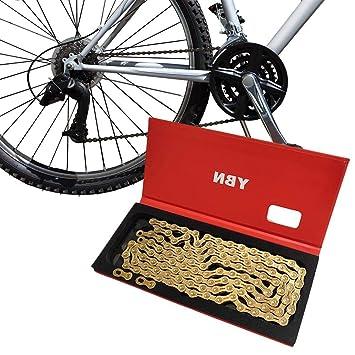Bicicleta Cadena de Eslabones Shimano/CAMPANOLO/SRAM Acesorios para Bicicletas Cadena de Bicicleta de