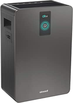 Bissell air400 Air Purifier with HEPA Filter and CirQulate System