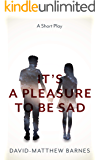 It's a Pleasure to Be Sad