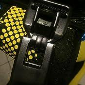 NP Surf 3D Pro Windsurf fácil liberación Cintura arnés, Negro ...