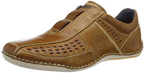 Mens F24704 Loafers, Brown (Cognac 644) Bugatti