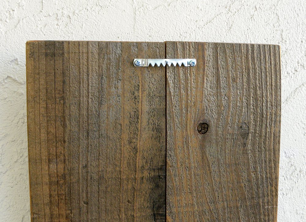 Rustic Reclaimed Wood Shutters (Set of 2). 30x11in by ABELO Design (Image #5)