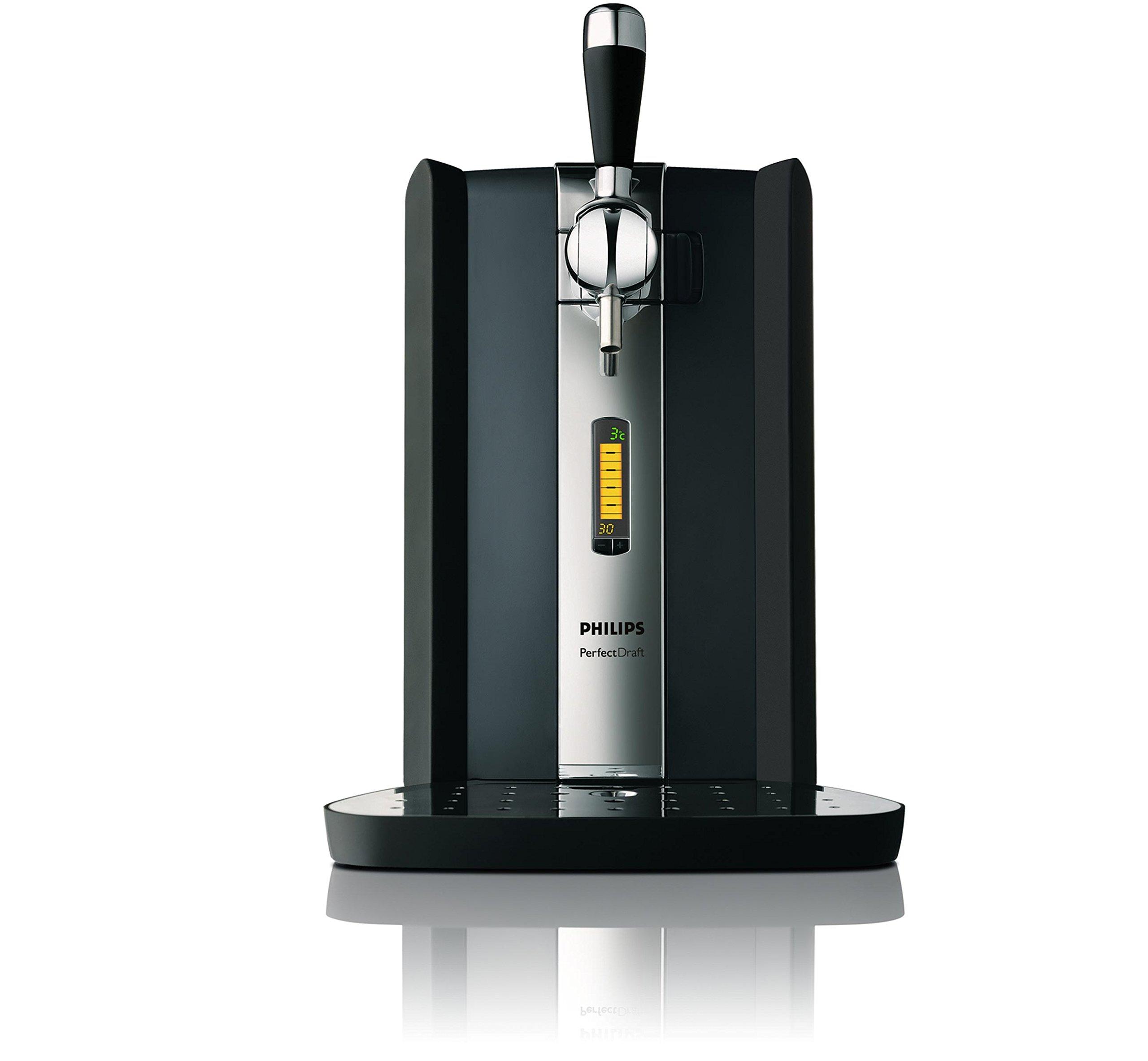 Philips HD3620/25 - Grifo de cerveza para barril de varias marcas, enfria a