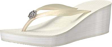49449549d77a Image Unavailable. Image not available for. Color  Havaianas High Fashion  Poem Sandal