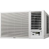 LG LW1816HR 18000 BTU 230V Heat Window-Mounted Air Conditioner, White