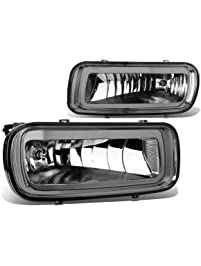 DNA Motoring FL-NS048-SM Front Bumper Fog Light