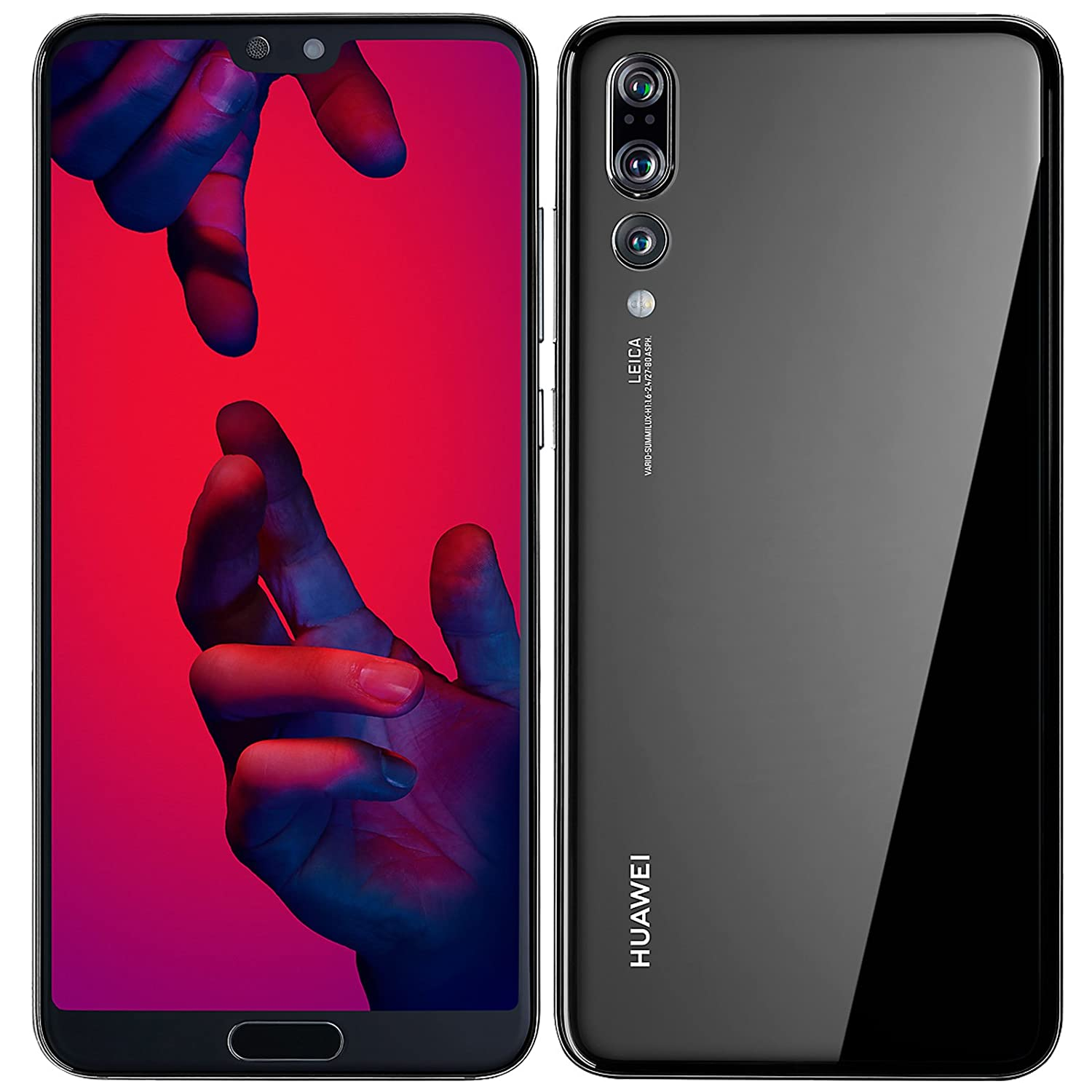 Huawei P20 Pro 128GB Single-SIM Factory Unlocked 4G/LTE Smartphone