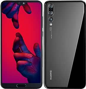 Huawei P20 Pro 128GB Single-SIM (GSM Only, No CDMA) Factory Unlocked 4G/LTE Smartphone (Black) - International Version