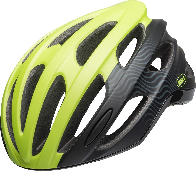 BELL Formula MIPS Rennrad Fahrrad Helm grün schwarz 2019  Größe  M (55-59cm)