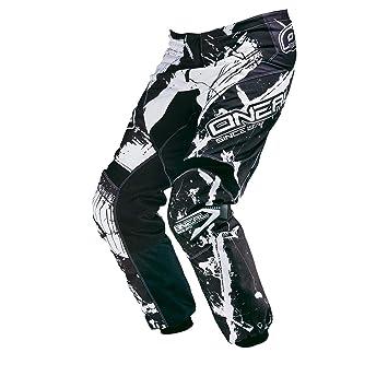 neue hohe Qualität Gratisversand schön billig O'Neal Element MX Hose Shocker Schwarz Weiß Motocross Enduro Offroad, 0124-6