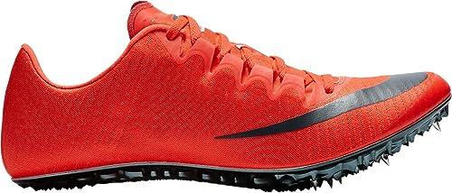 Nike Hombres de zoom Superfly Elite pista y campo zapatos nosotros, Rojo/Azul: Amazon.es: Deportes y aire libre