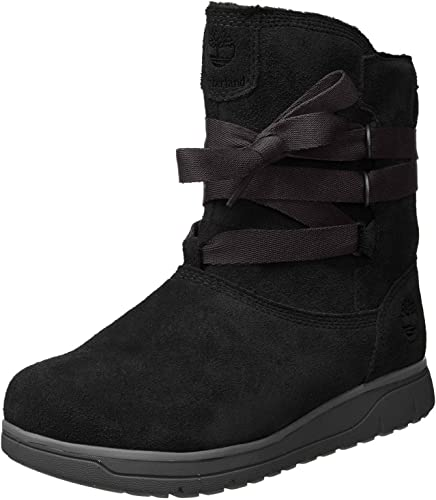 Timberland Leighland Pull On Chaussures Femme WP noir