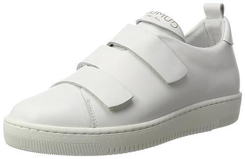 GoldmudKim - Zapatillas Mujer, Color Blanco, Talla 39: Amazon.es: Zapatos y complementos