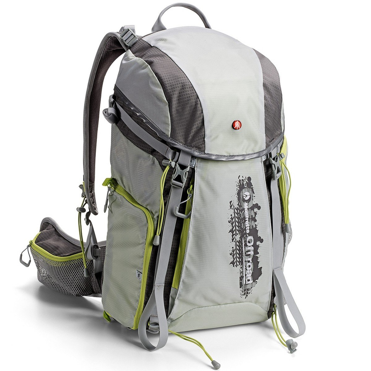 Manfrotto MB OR-BP-30GY Off Road Hiker Backpack, 30L (Grey) by Manfrotto